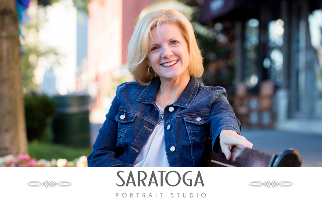 Lisa's Saratoga Portrait Session