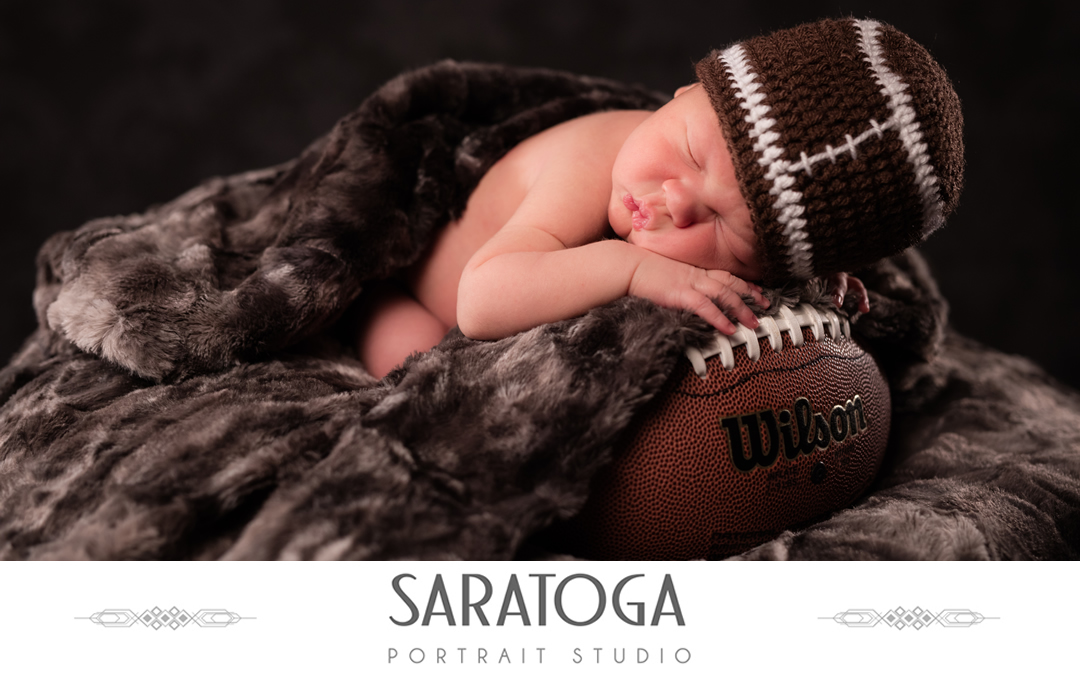 Ryan's Newborn Portrait Session