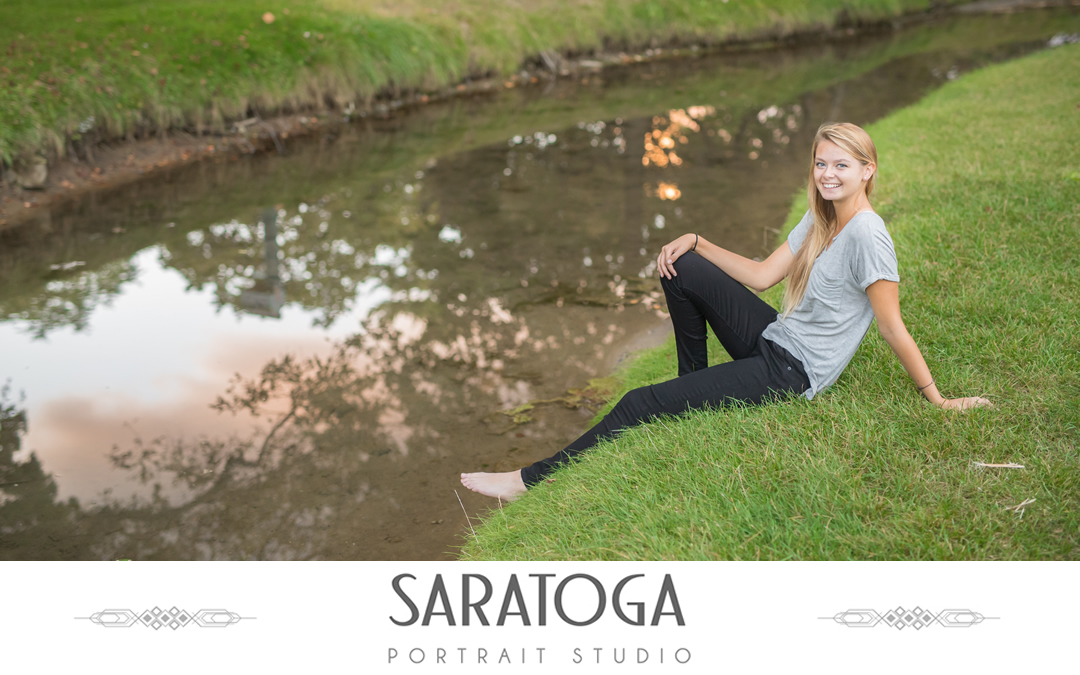 Taylors Senior Portrait Session
