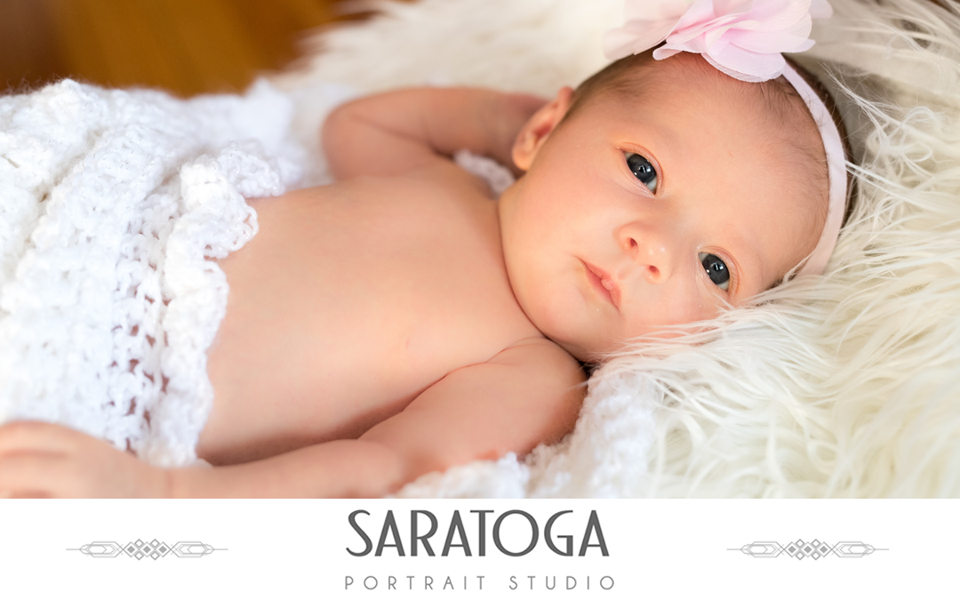 Nora's Newborn Portrait Session