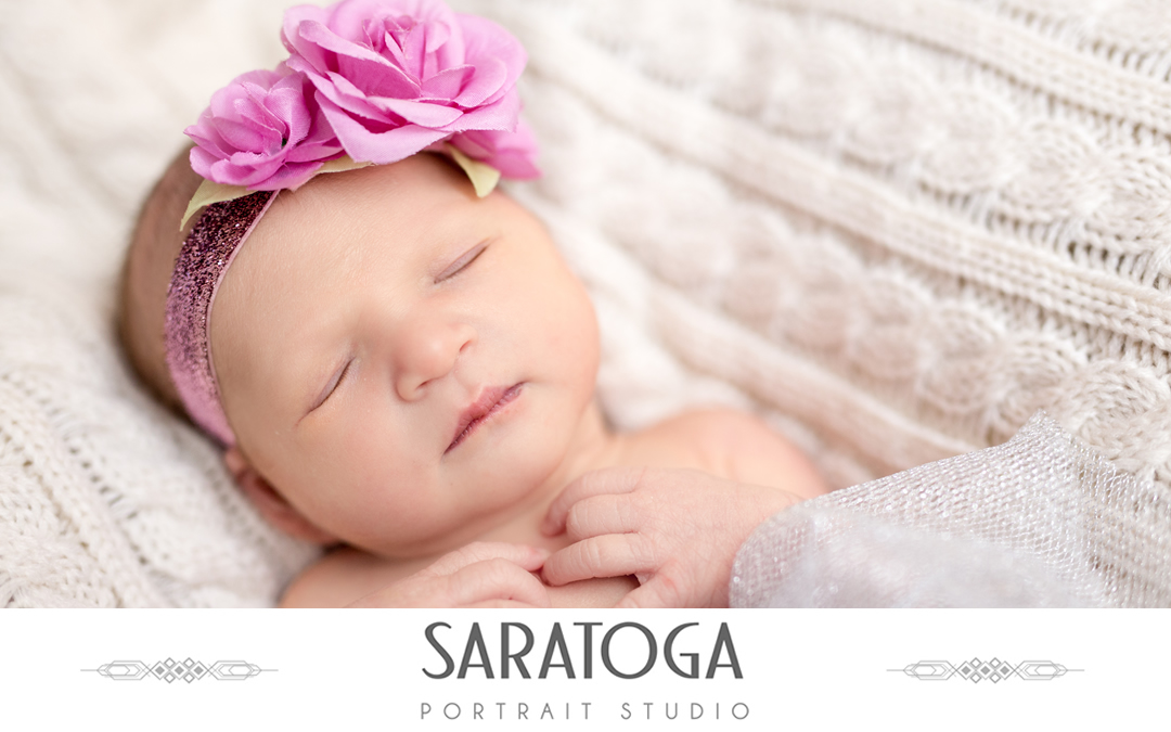 Charlotte's Newborn Shoot!