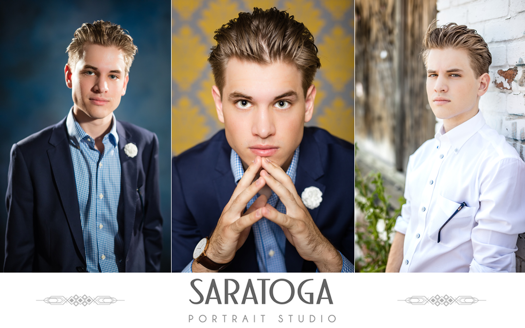 Jake's Senior Portraits