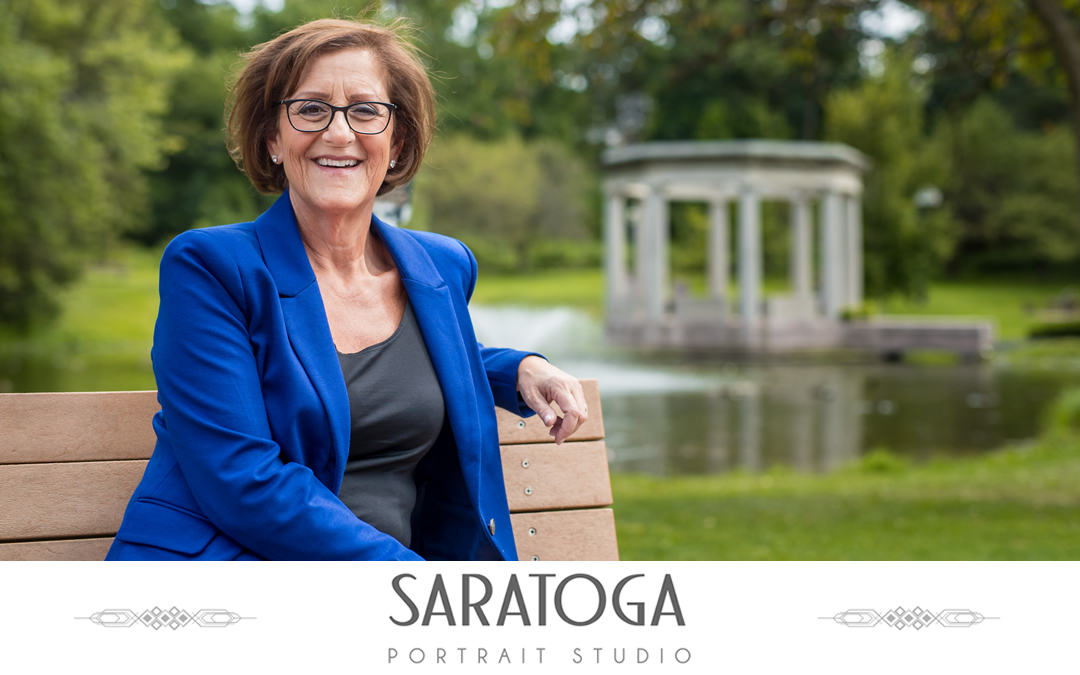 Nina's Saratoga Springs Portrait Session