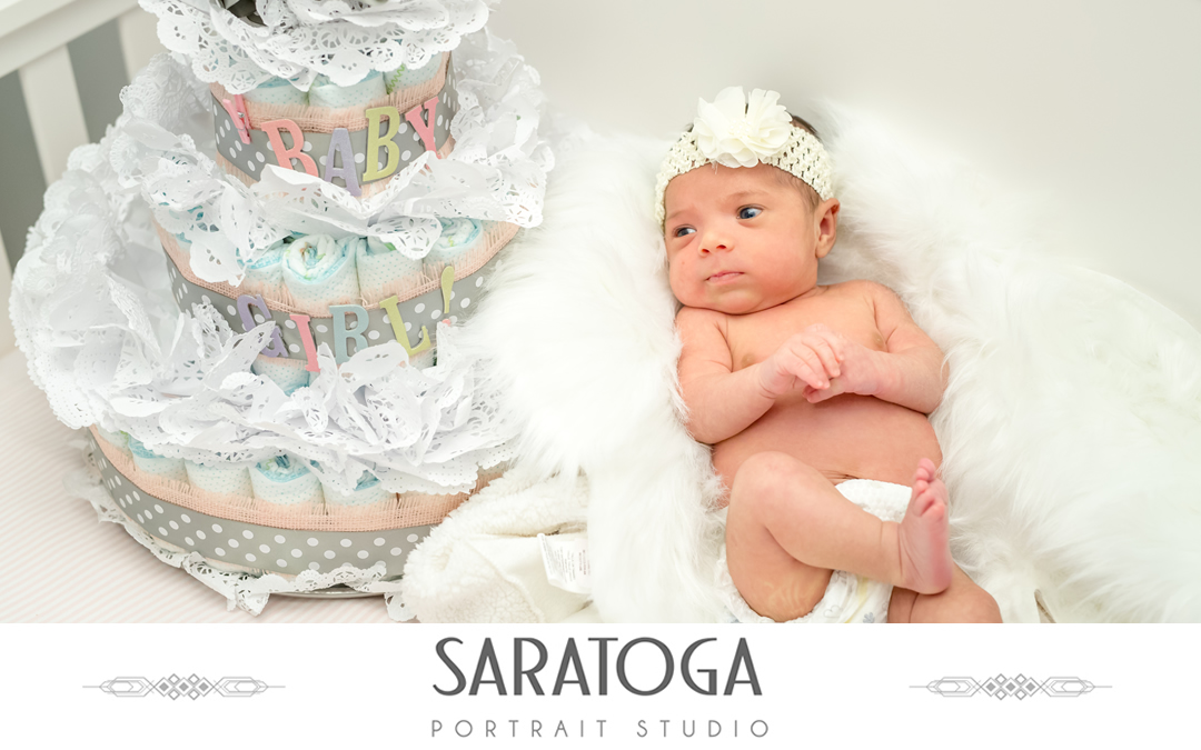 Mia's Newborn Shoot