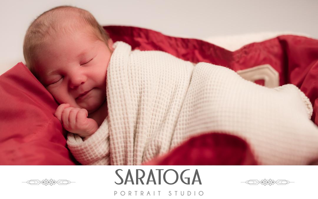 Will's Infant Portrait Session