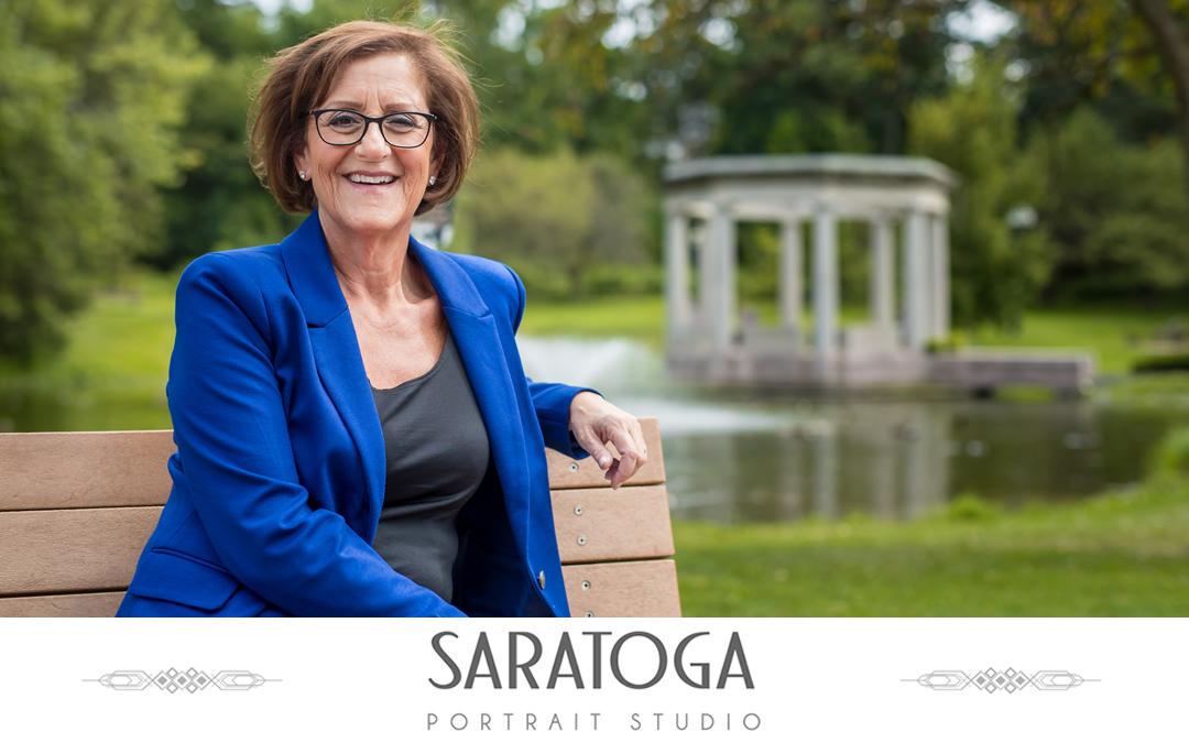 Nina's Saratoga Springs Portrait Session