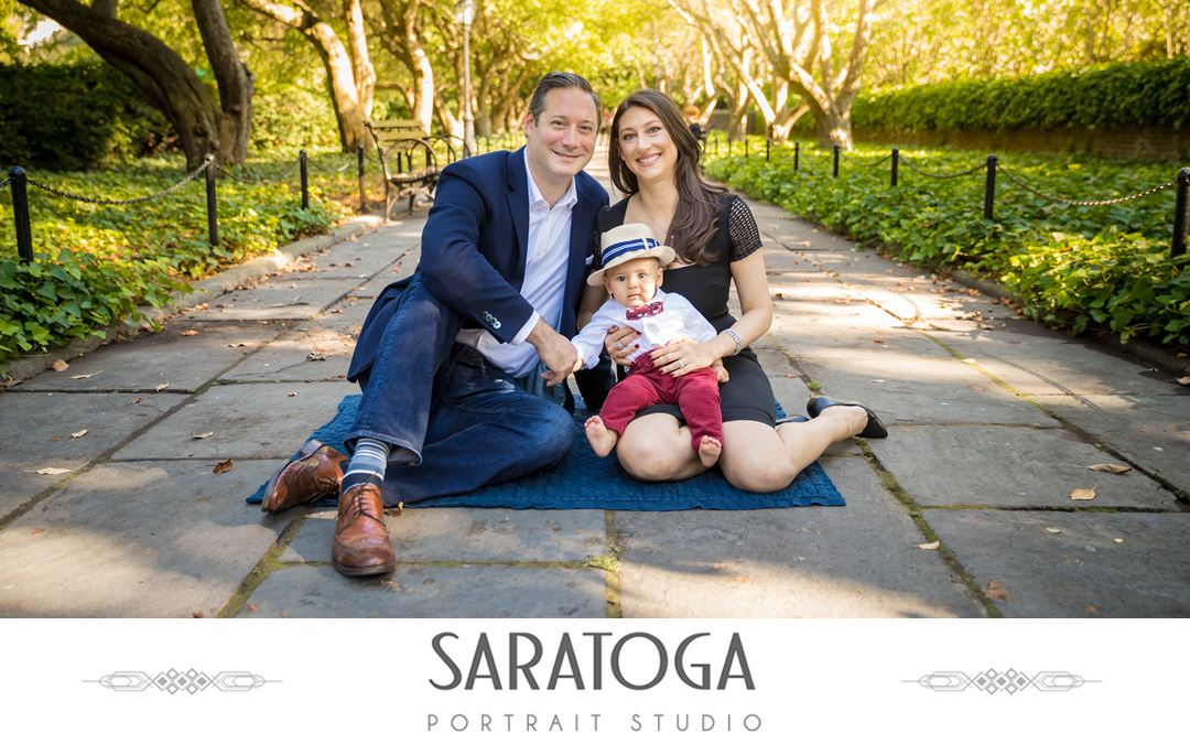 Erica and Jed's NYC Family Photo Shoot